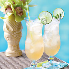 Zesty Ginger-Lime Cooler