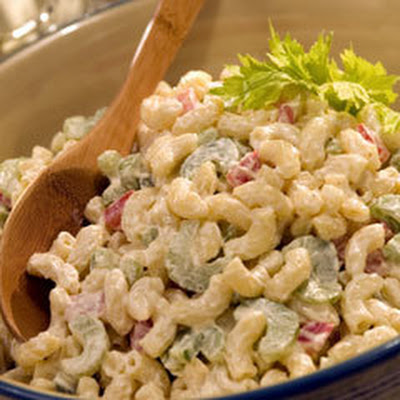 Full Throttle Macaroni Salad