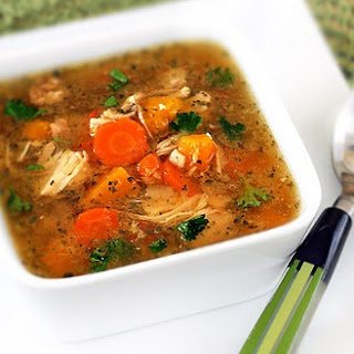 Gluten-Free Turkey Soup
