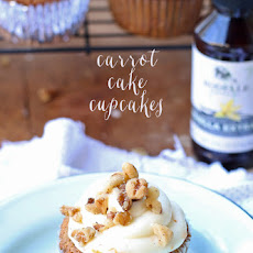 Carrot Cake Cupcakes #madewithrodelle