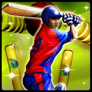 Cover art Cricket T20 Fever 3D