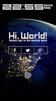 Screenshot of Hi,World!