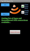 Screenshot of 1Tap WiFi Repair Lite