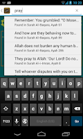 Screenshot of Tafheem ul Quran(English+Urdu)