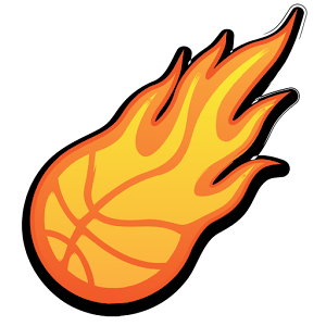 Jam League Basketball Icon