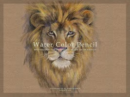 Screenshot of Water Color Pencil Lite
