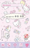 Screenshot of Hello Kitty Launcher Baby Bear