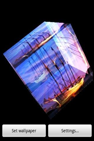 三維帆船1