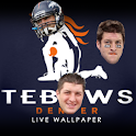 Tim Tebow Live Wallpaper icon