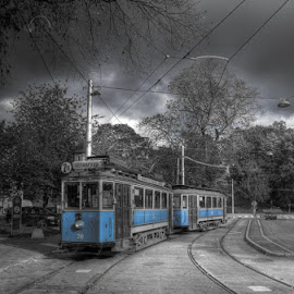 Stockholm on the move by Marcel Brussel - Transportation Trains