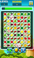 Screenshot of Fruits Link
