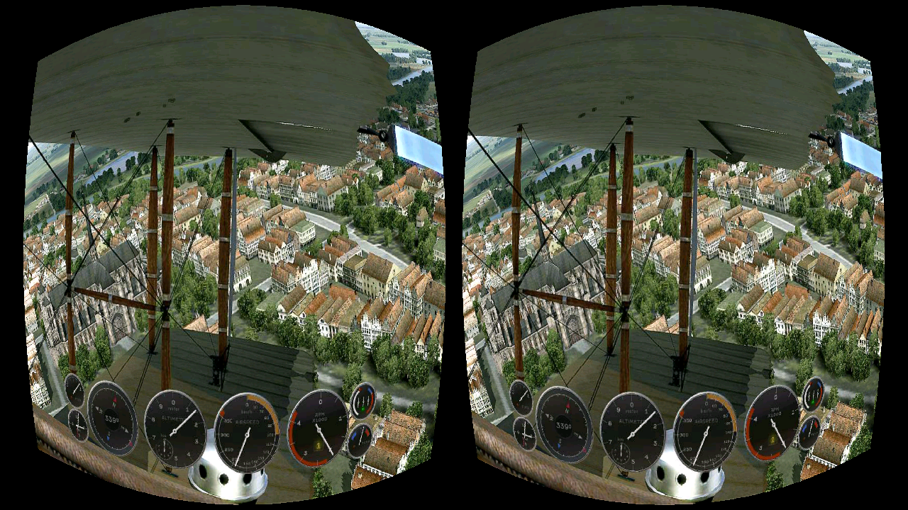TrinusVR Screenshot 1