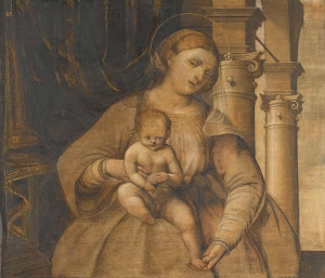 RIJKS: circle of Pordenone: painting 1550