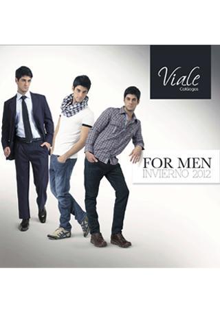 Caballeros Invierno 2012-Viale