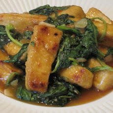 Sweet Chili-Glazed Tofu With Bok Choy - America's Test Kitchen