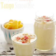 Tropical Mango Tango Smoothie