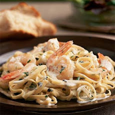 Herbed Linguine with Shrimp
