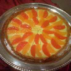 Custard Citrus Tart