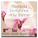 MissDroid PrettyPink ADW Theme icon