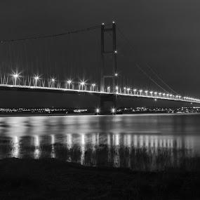 humber bridge by Darren Cocking - Uncategorized All Uncategorized (  )