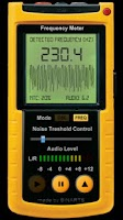 Screenshot of Frequency Meter PRO