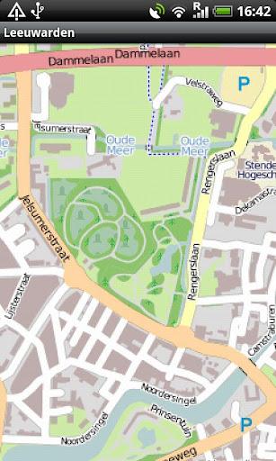 玩旅遊App Leeuwarden Street Map免費 APP試玩
