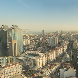 Panorama of Istanbul  by Walid Ahmad - Buildings & Architecture Office Buildings & Hotels ( photos, istanbul, nikon )