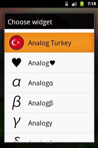 玩免費工具APP|下載模擬時鐘的土耳其 app不用錢|硬是要APP