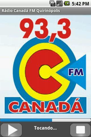 Rádio Canadá FM Quirinópolis
