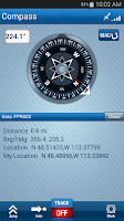 Screenshot of Trimble Outdoors Navigator