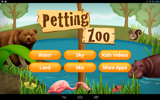 Screenshot of Petting Zoo (Animals for Kids)