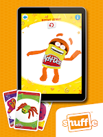 Screenshot of PLAYDOHCards by Shuffle
