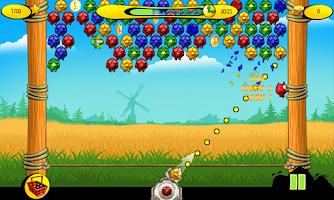 Screenshot of Birds On A Wire: Match 3
