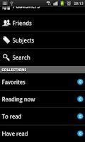 Screenshot of BooksApp