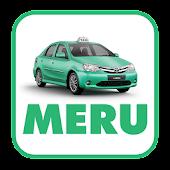 Meru Cabs APK for Bluestacks