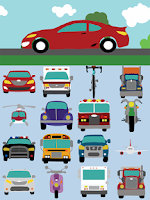 Screenshot of Toddler Cars