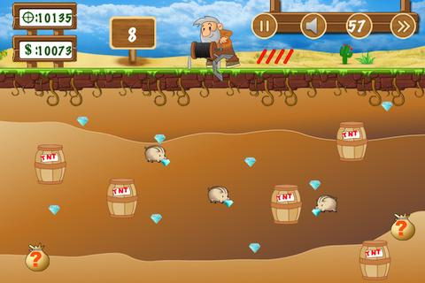 Gold Miner Classic HD For Android Version 12 Free