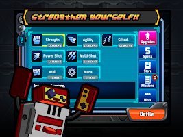 Screenshot of Digital Defender