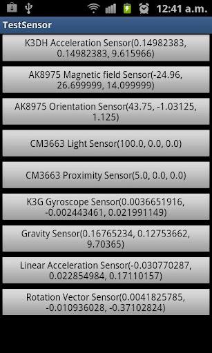 TestSensor