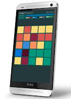 Screenshot of 2048 Color Match Ad Free