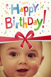 Happy Birthday Photo Frames - screenshot