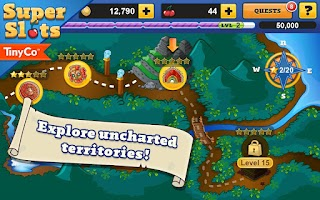 Screenshot of Super Slots - Slot Machines