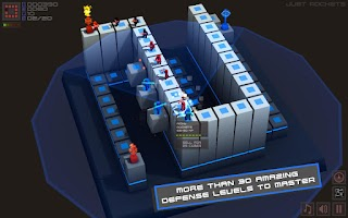 Screenshot of Cubemen