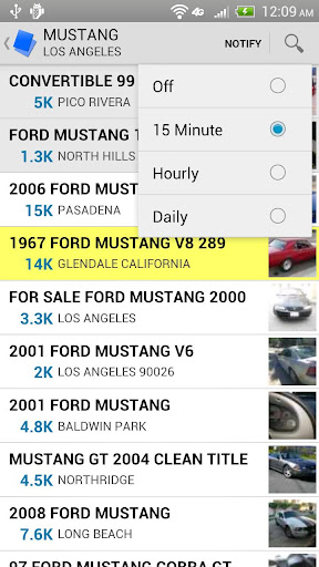 craigslist-by-claspics for android screenshot