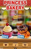 Screenshot of Princess Bakery
