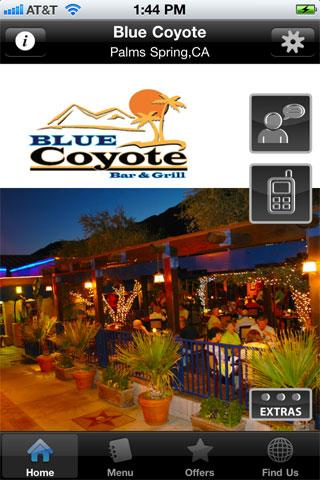 Blue Coyote Bar Grill