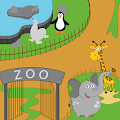 Trip to the zoo for kids APK for Bluestacks