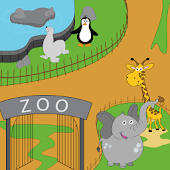 Trip to the zoo for kids APK Descargar