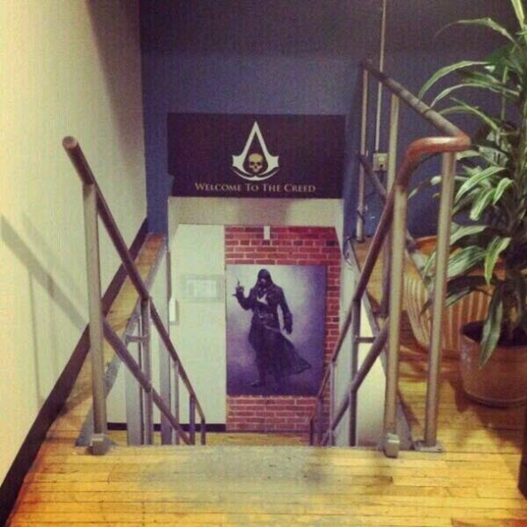 Possible Assassin's Creed V protagonist image appears