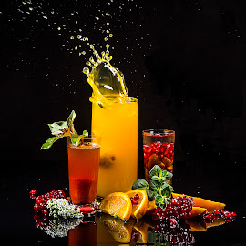 My tasty experiment by Ricky Jaswal - Food & Drink Alcohol & Drinks